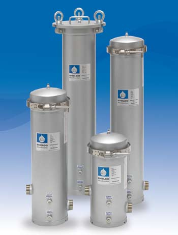 4FOS-5FOS Series Multi-Cartridge Filter Housing
