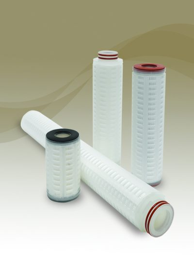 MPX Series Absolute Pleated Polypropylene Filter Cartridges