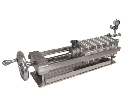 Model 4S Plate And Frame Filter Press