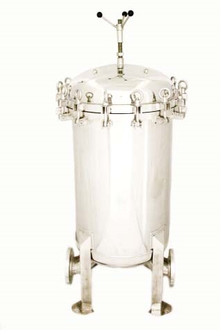 Multi-Bag Filter Vessel